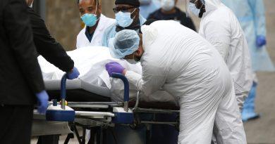 Avance sombrío de Covid-19 en EU cobra 8.499 muertos y 312.237 infectados