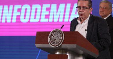 Gobierno de AMLO crea la plataforma Infodemia.mx para frenar los fake news: Villamil