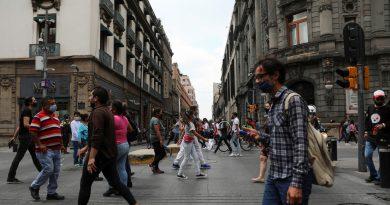 México supera otro nuevo récord con Covid-19 al sumar 33.526 muertes y 282.283 infectados