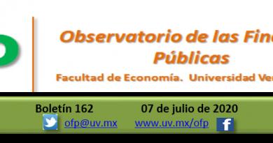 Veracruz. Se reducen las participaciones federales para el estado y municipios