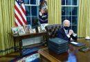 Cancela EU el muro con México, regresa a la OMS y al Acuerdo  de París, primeras acciones de Biden