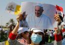 """Lleva """"consuelo"""" papa Francisco en su primera gira histórica  a Irak que concluye el lunes"""