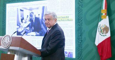 Repudia Obrador al New York Times por difundir el caso Félix Salgado, su compadre