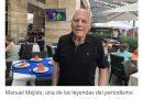 Manuel Mejido; la fiesta de los enanos