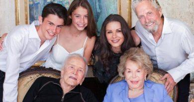 Muere la productora Anne Douglas, viuda del ícono Kirk Douglas, a los 102 años