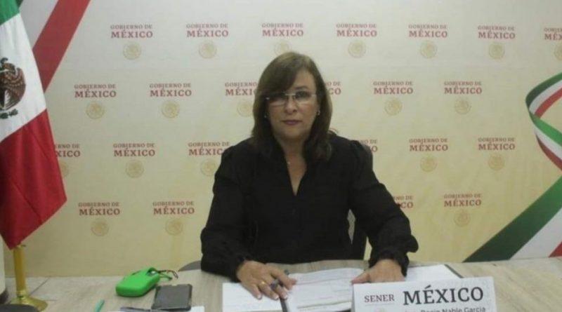 Extorsionan a nombre de Rocío Nahle, titular de la Secretaría de Energía; investiga la GN