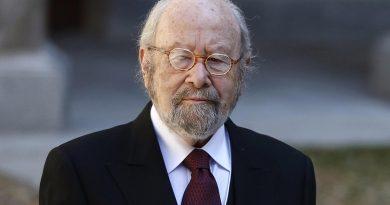Fallece el poeta, escritor y ensayista  español José Manuel Caballero Bonald a los 92 años