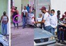Presuntos priistas avientan ácido a candidatos de Morena en Ciudad del Carmen