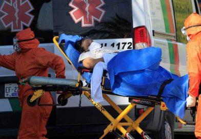 Bate récord la tercera ola de Covidf-19 en México con 15.198 contagios para sumar 237.207 víctimas