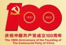 Centenario del Partido Comunista Chino (1921-2021)