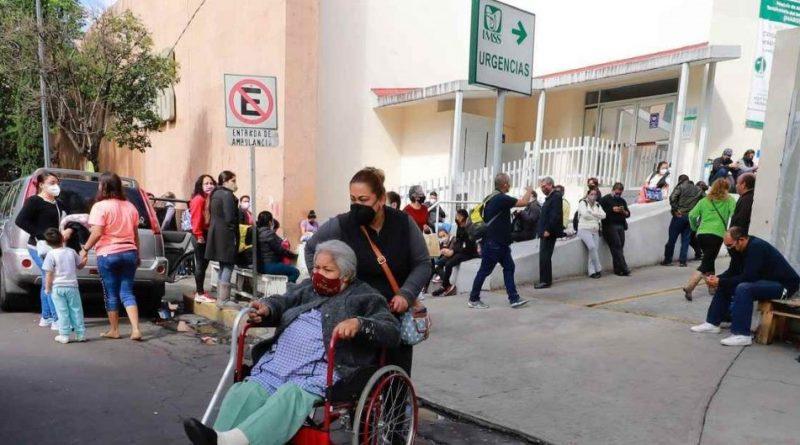 Cuarto día con más de 15 mil nuevos contagios de Covid en México; suman 238.316 víctimas