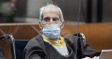 El multimillonario Robert Durst contrae Covid tras ser condenado a cadena perpetua