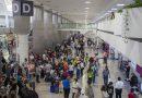 Frustrado atentado de motosicarios a conductor de una camioneta en el Aeropuerto capitalino