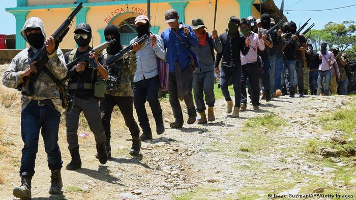 México en el 'Top 10' con niveles más altos del crimen organizado en América Latina: ONG