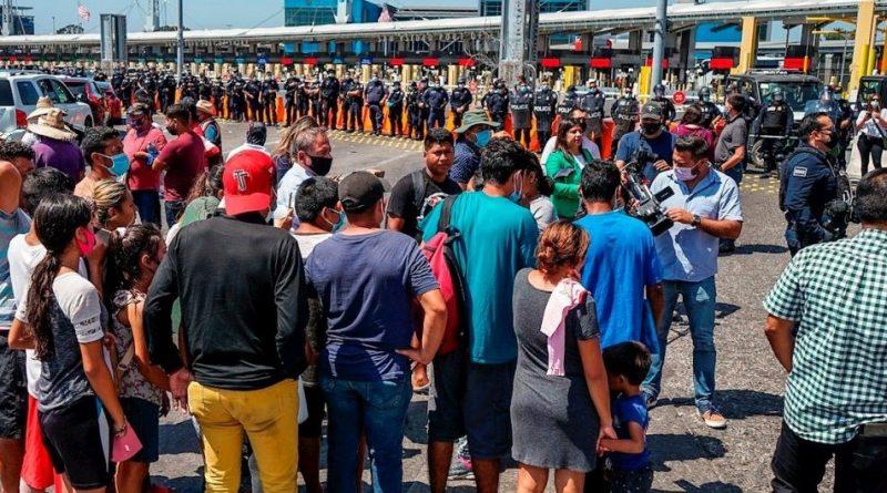 """Restablecerá EU programa """"Permanece en México"""" a migrantes con ayuda adicional para gastos"""